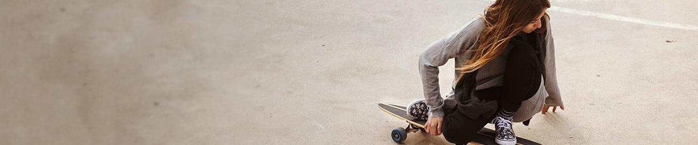 Skate y longboard