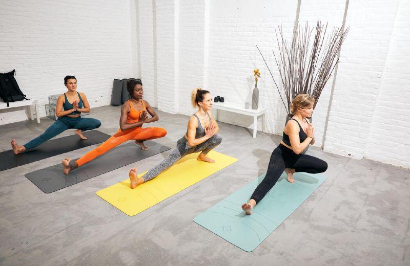 yoga dinámico
