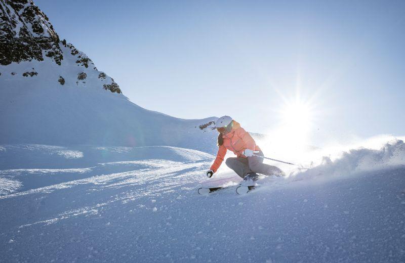 esqui all mountain