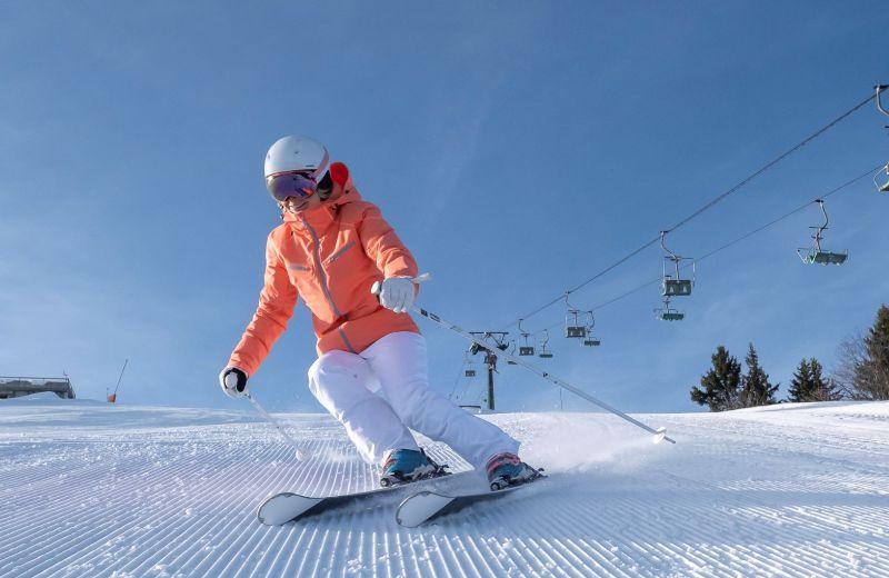 esqui pista