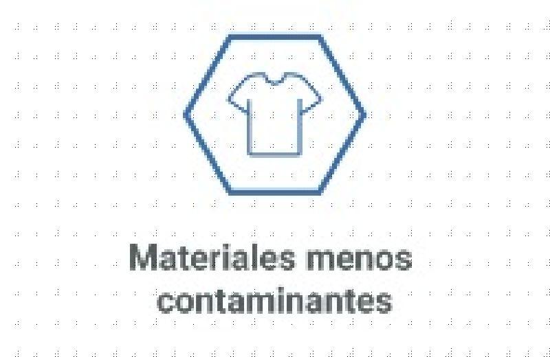 materiales menos contaminantes