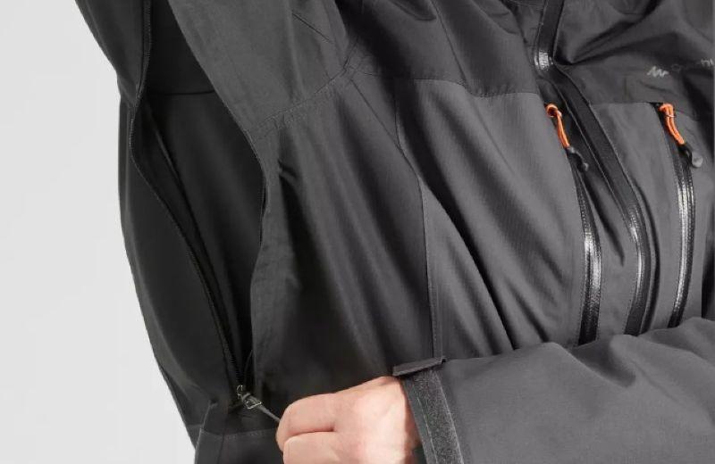 ventilación chaqueta