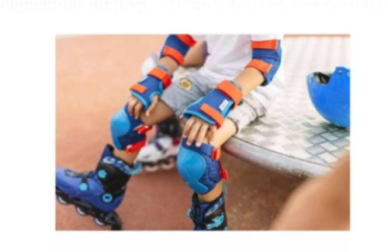 protecciones niño patinaje