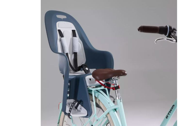 silla bebe bicicleta