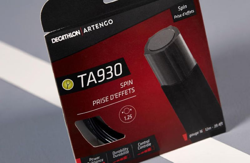 ARTENGO TA 930 Spin 1.25 mm SS19