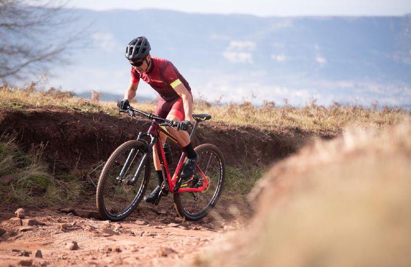 ROCKRIDER Jersey XC Endurance - Red