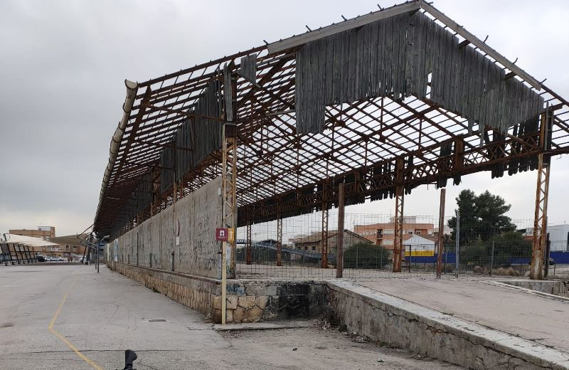estación de Alguazas