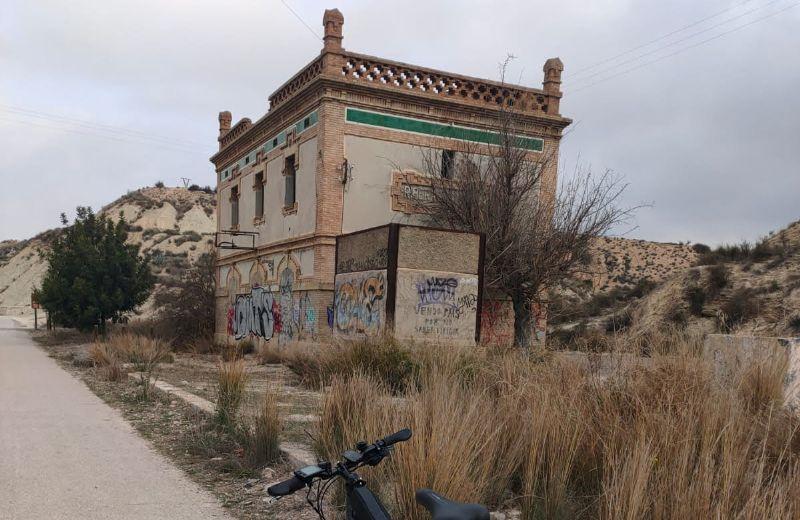 Estación de la Ribera de Molina