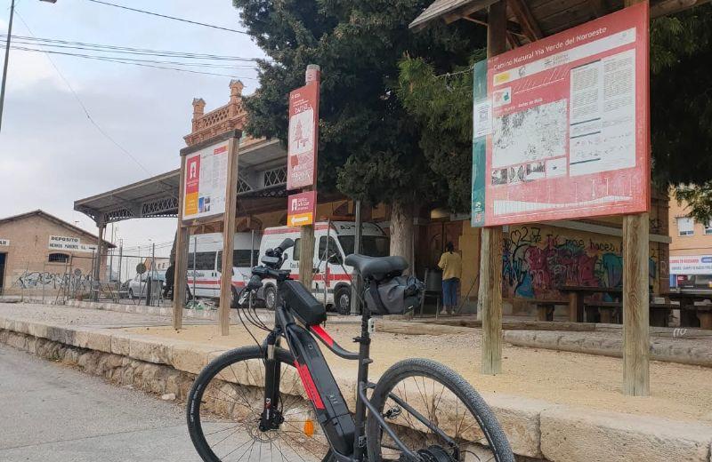 Estación de Molina de Segura