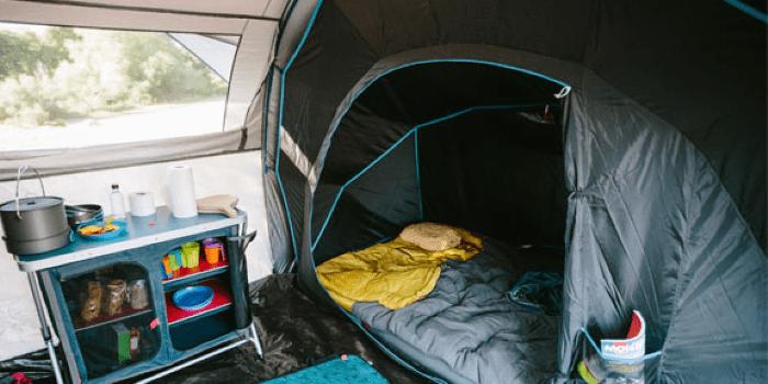 Accesorios para acampar conexión eléctrica