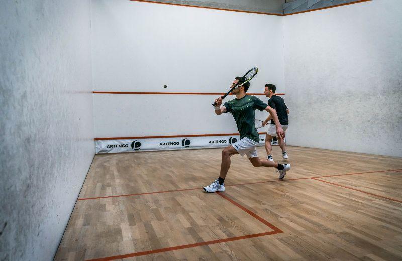 Golpe Squash Volea 2