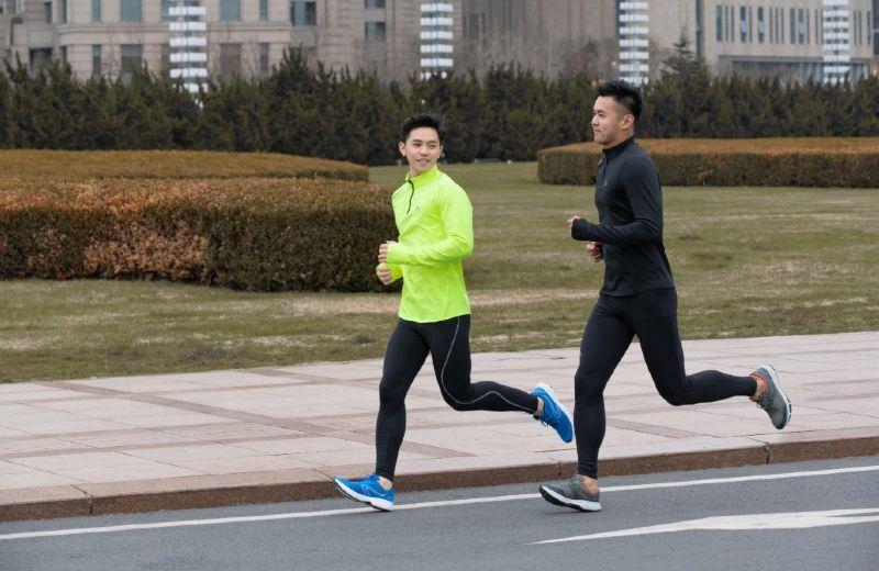camiseta térmica correr