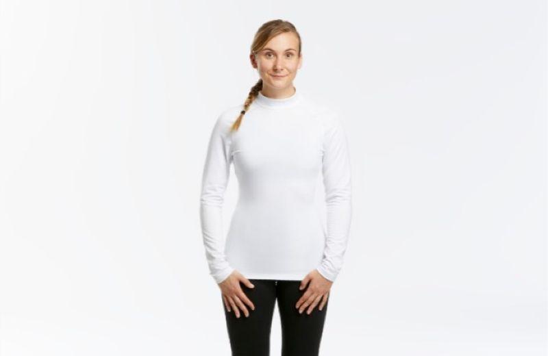 camiseta termica esqui 2
