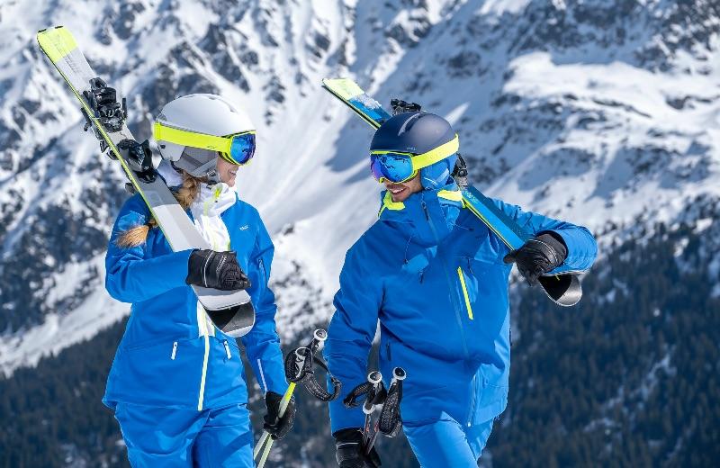 En esquí exigente para los mas atrevidos