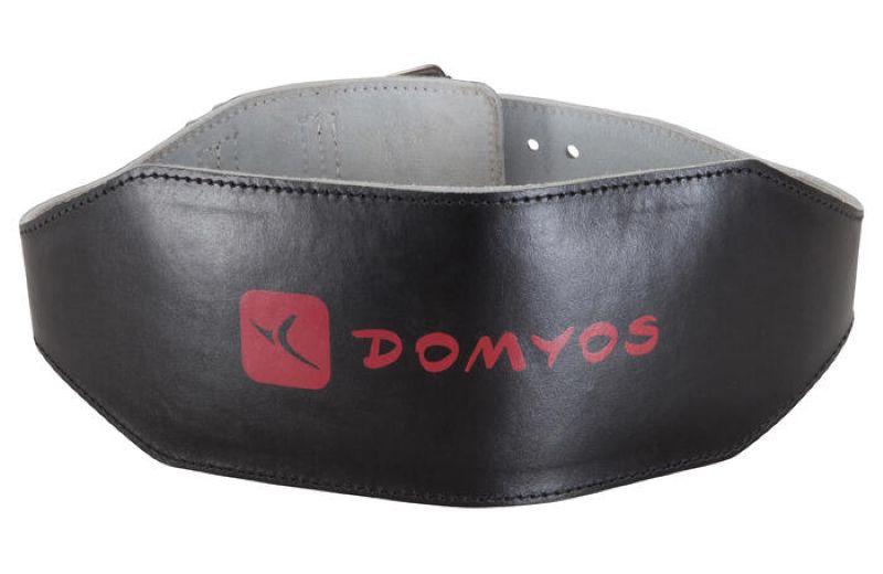 ceinture musculation cuir