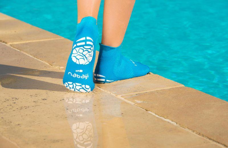 protections chaussette natation jr