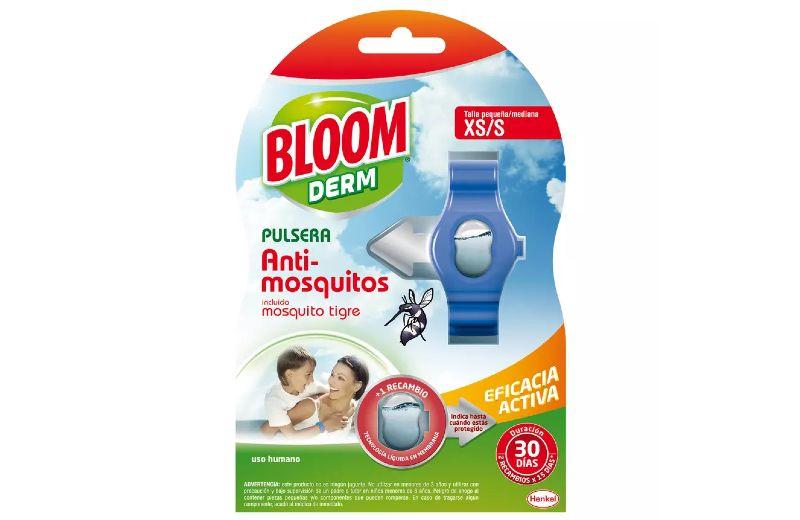 pulsera antimosquitos bloom decathlon