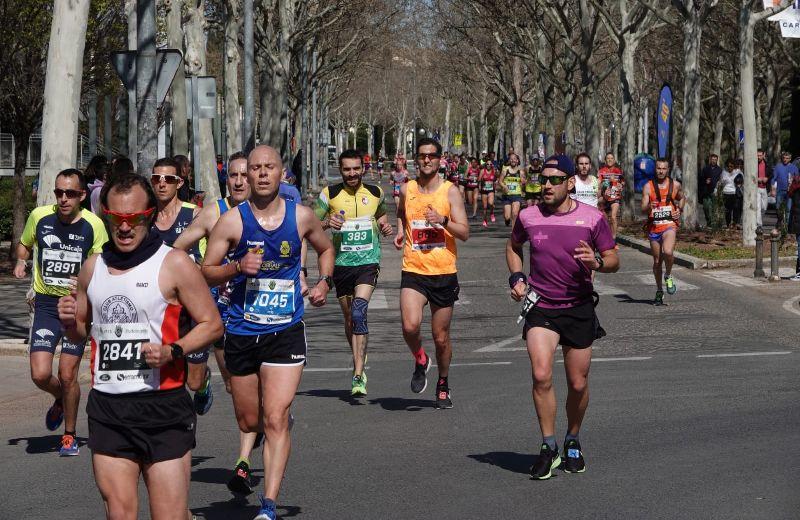 Runners por las calles de C.Real