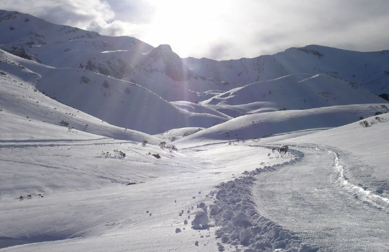 esqui de fondo en vegarada
