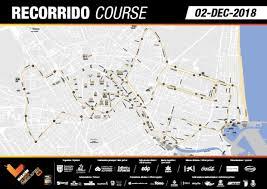 Recorrido Maratón de Valencia 2018