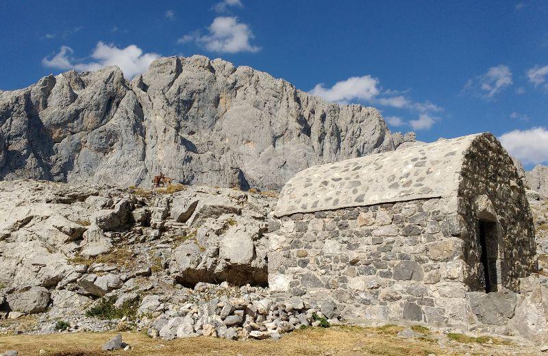 Anillo de Picos - Peña Santa desde Vegahuerta