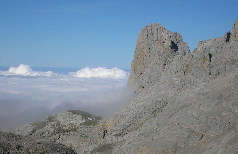 Anillo de Picos - Picu Urriellu