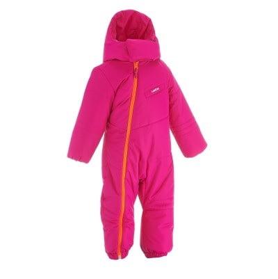 Mono de esquí / trineo warm azul bebé