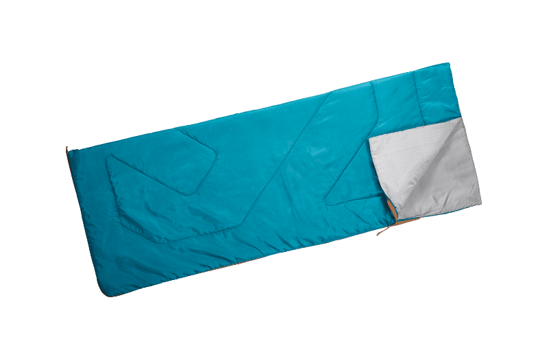 QUECHUA SAC COUCHAGE ARPENAZ 20° BLEU - 000 --- Expires on 03-01-2028