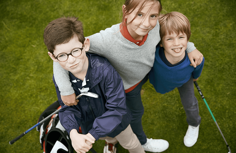benefits-of-golf-for-children