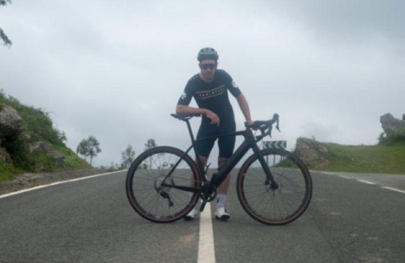 Bicicleta eléctrica gravel windee