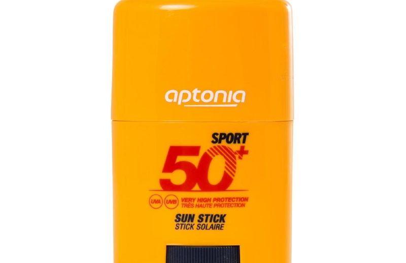 Crema Protección Solar Aptonia IP 50+ Stick Cara Labios