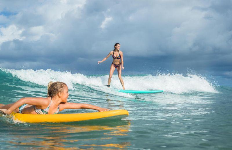 OLAIAN SURF swimsuit beginner junior little girl SS20