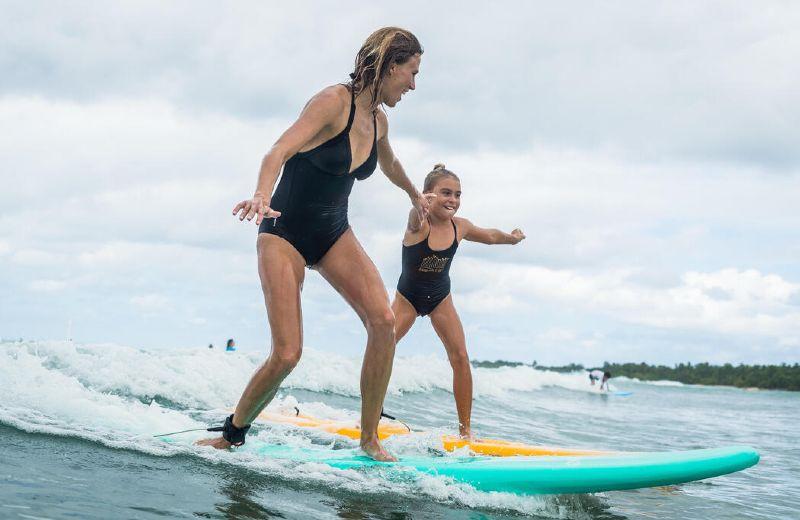 OLAIAN SURF swimsuit beginner women SS20