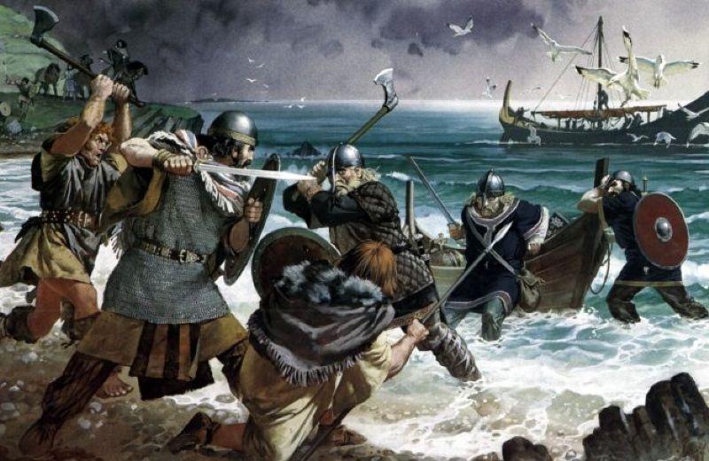 a vikingos