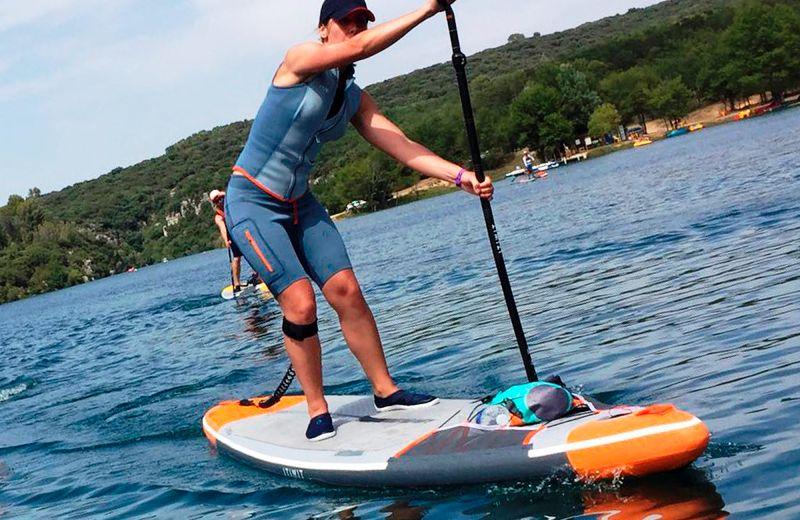 malla corta neopreno kayak y paddle surf