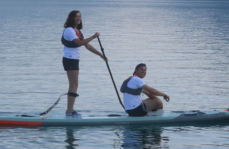 tabla de paddle surf hinchable tandem 2