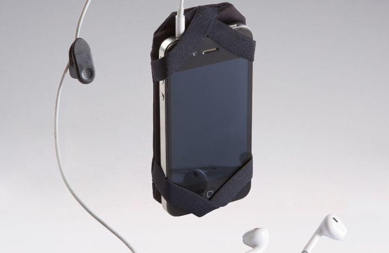 SMARTPHONE HAND STRAP BLACK BIG - 004 --- Expires on 31-10-2022