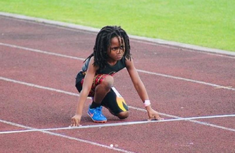 Atletismo niños