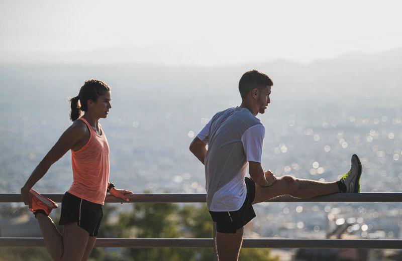 Deporte y salud.