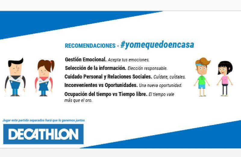 Recomendaciones #yomequedoencasa