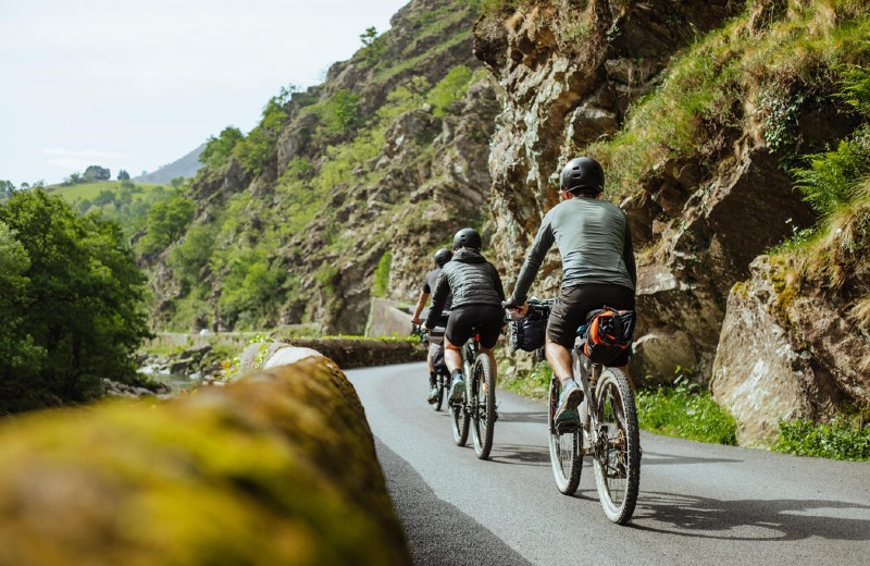 Viaje en Bicicleta Riverside Touring