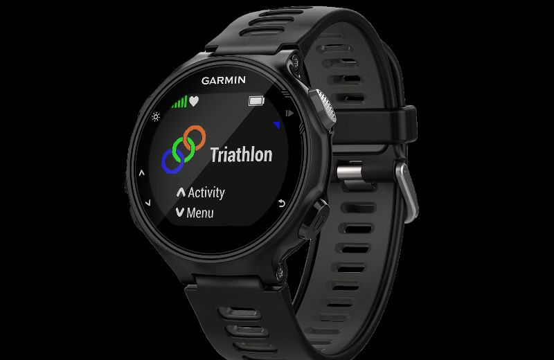 GARMIN MONTRE GPS FORERUNNER 735 XT - 201 --- Expires on 02-12-2028