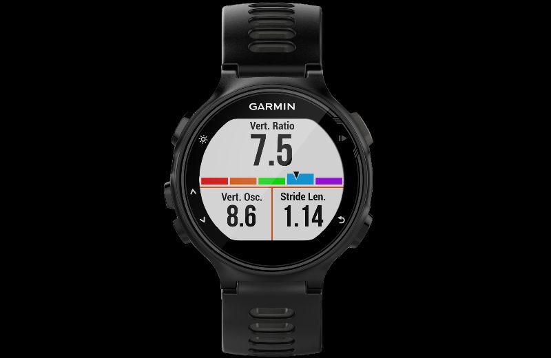 GARMIN MONTRE GPS FORERUNNER 735 XT - 204 --- Expires on 02-12-2028