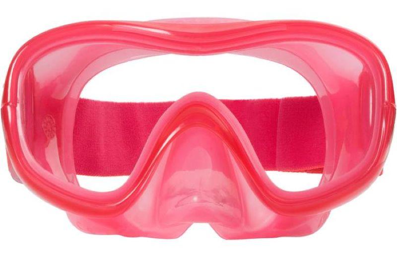 Kit+Snorkel+Subea+FRD120+Tubo+M+scara+Ni+o+Rosa