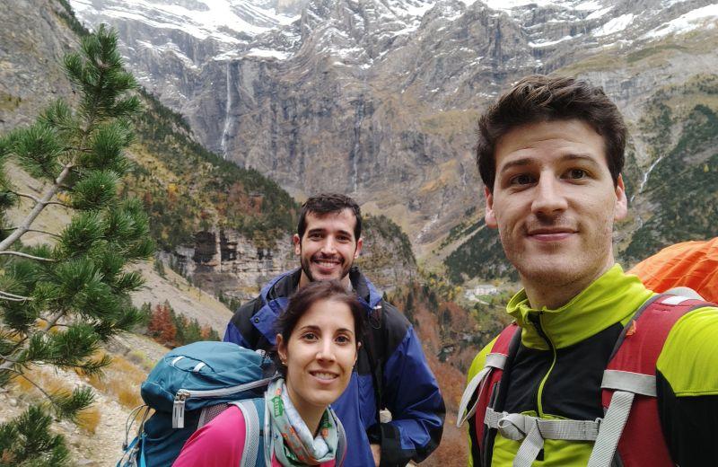 https://lacabraalmonte.es - Ruta Pirenaica