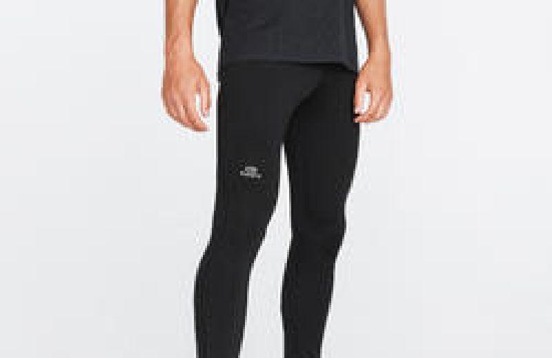 Mallas+Largas+Running+Run+Warm+Hombre+Negro
