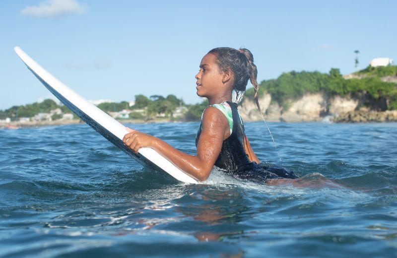 OLAIAN SURF maillot de bain expert junior fille PE19 - 020 --- Expires on 31-10-2023