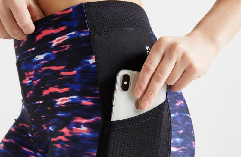 Mallas Leggings mujer fitness cardio FTI120