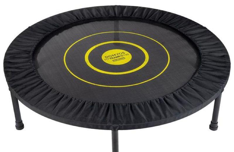 trampolin-cama-elastica-cardio-fitness-domyos-trampo-100-cm-hasta-100-kg-negro