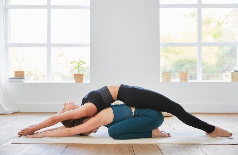 DOMYOS Long Seamless Yoga Leggings SS20